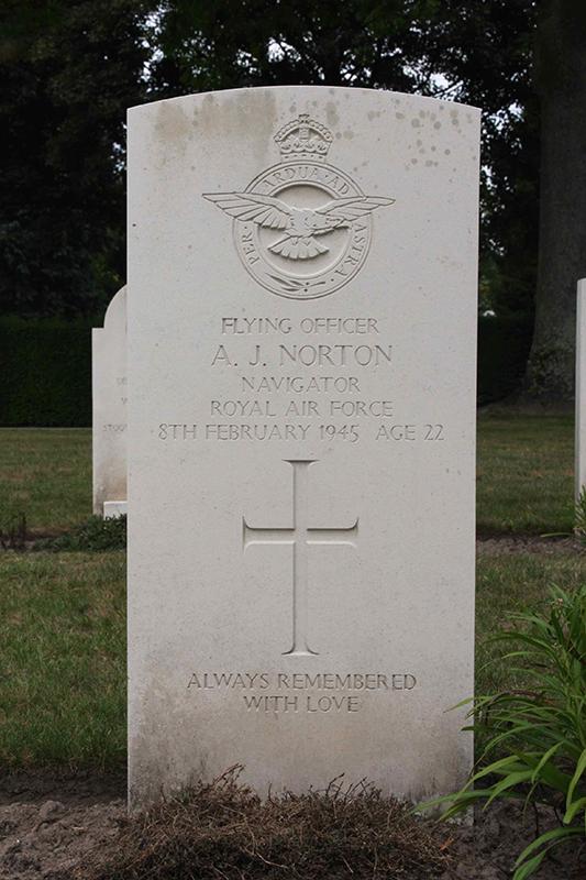Arthur Joseph Norton